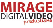 Mirage Digital Corporate Video Productions Logo