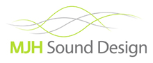 MJH Sound Design Logo