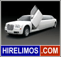 :Hire limos .com:  Limos for film Logo