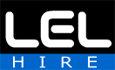 LEL Hire Ltd Logo