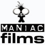MANIAC films ltd Logo