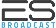 ES Broadcast Equipment Sales Logo