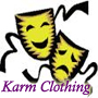 Karm Clothing costume for film theatre and TV UK Logo