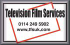 Television Film Services Sound and Audio equipment hire Logo