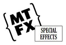 MTFX - Special Effects Logo