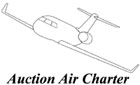 Auction Air Charter Logo