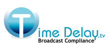 Time Delay TV - Broadcast Compliance Specialists Logo