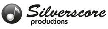Silverscore Productions - Music for film & TV Logo