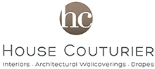 Cinema Curtains and Upholstery Fabrics House Couturier Limited Logo