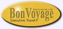 Bon Voyage Executive Travel Logo
