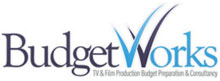 Budgetworks Ltd (Budget Services TV and Film) Logo