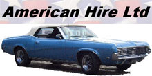 American Car Hire Manchester Logo