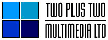 Two Plus Two Multimedia Ltd. Logo
