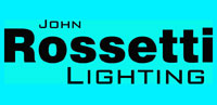 John Rossetti Lighting (Studio Lighting pinewood) Logo