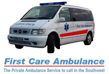 First Care Ambulance Exeter Logo