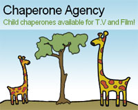 Chaperone Agency (Film and TV UK) Logo