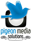 Pigeon Media Solutions Logo