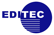 EDITEC Broadcast Editing Services Ltd Logo