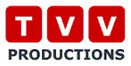 DVD Duplication Newcastle, TVV Productions Ltd Logo