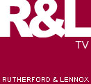 Rutherford & Lennox TV Logo