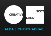 Creative Scotland Locations Logo