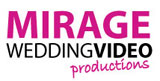 Mirage Wedding Video Logo