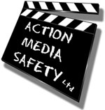 Action Media Safety Limited (Health and Safety for Film and TV) Logo