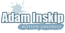 Adam Inskip Motion Graphics Ltd Logo