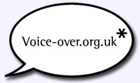 Andy Rowe Voice Over Services  (Voice over London) Logo