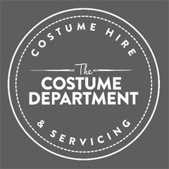 Costume Department (Costume Hire North West England) Logo
