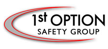 1st Option Safety Group Ltd Logo