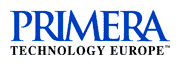 Primera Technology Europe - Automated Disc Publishers Logo