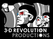 3-D Revolution Productions Logo