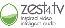 Zest4 TV Outside Broadcast Logo