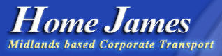 Home James Chauffeur Driven Logo