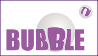 Bubble TV Post Production Logo