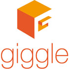 Giggle Animation Logo