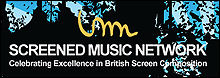 The Screened Music Network Logo