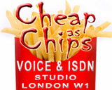 Cheap As Chips Logo