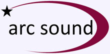 Arcsound Ltd (live sound hire London) Logo