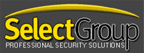 SELECT GROUP SECURITY Logo