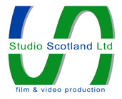 STUDIO SCOTLAND LTD - VIDEO PRODUCTION Logo