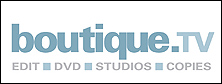 Boutique TV Ltd Logo