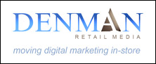 Denman Retail Media Logo