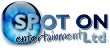 Spot On Entertainment Ltd Logo
