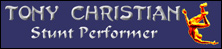 Tony Christian Logo