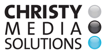 Christy Media Solutions: Broadcast Recruitment Logo