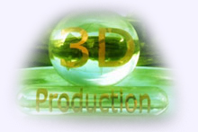 3D Production Logo