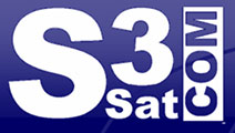 S3 Satcom Ltd - Satellite Broadband Logo