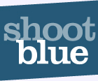 Shoot Blue Logo